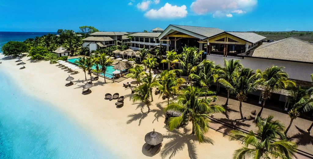 Puis direction l'InterContinental Mauritius Resort & Spa