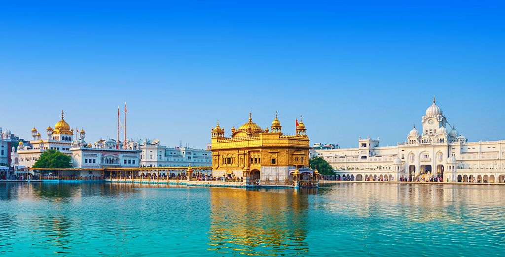 Partez à la découverte des merveilles de l'Inde...