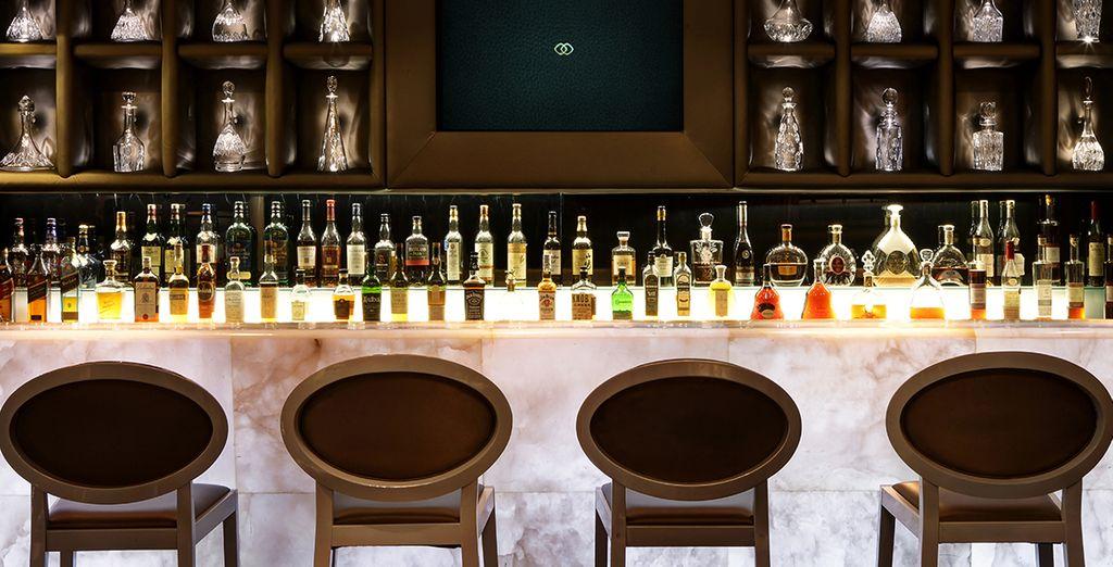 Ne manquez surtout pas les délicieux cocktails proposés au bar