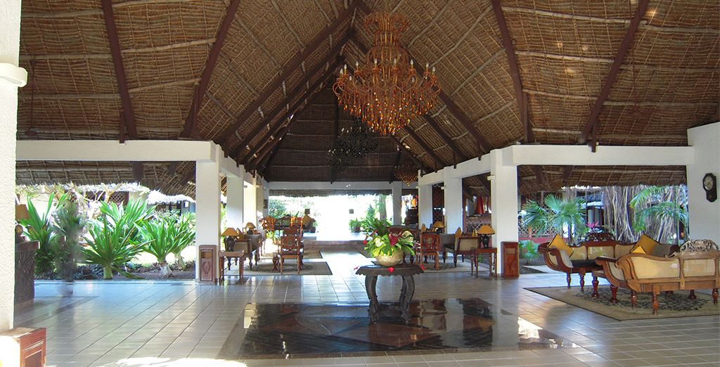 Au sein du Karafuu Resort & Spa 5*