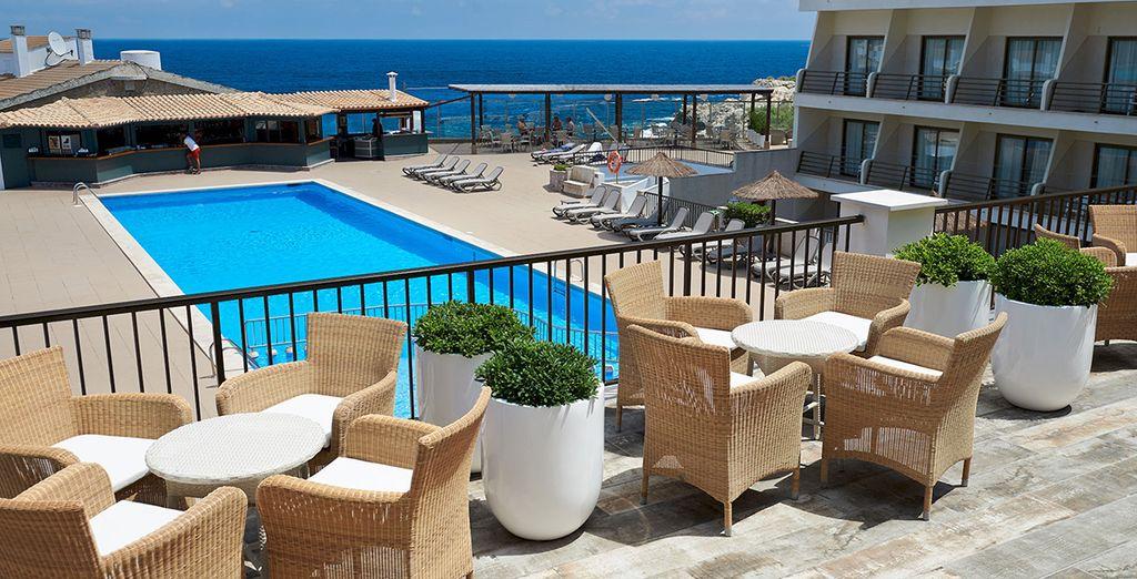 L'hôtel Bosc de Mar vous accueille pour quelques jours de pure détente face à la mer