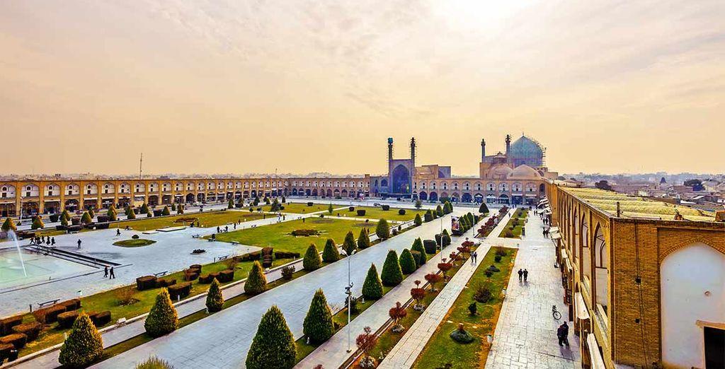 ... & Ispahan la magnifique
