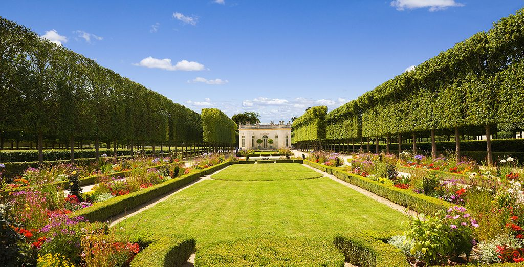 C'est à proximité du légendaire Château de Versailles que vous séjournerez