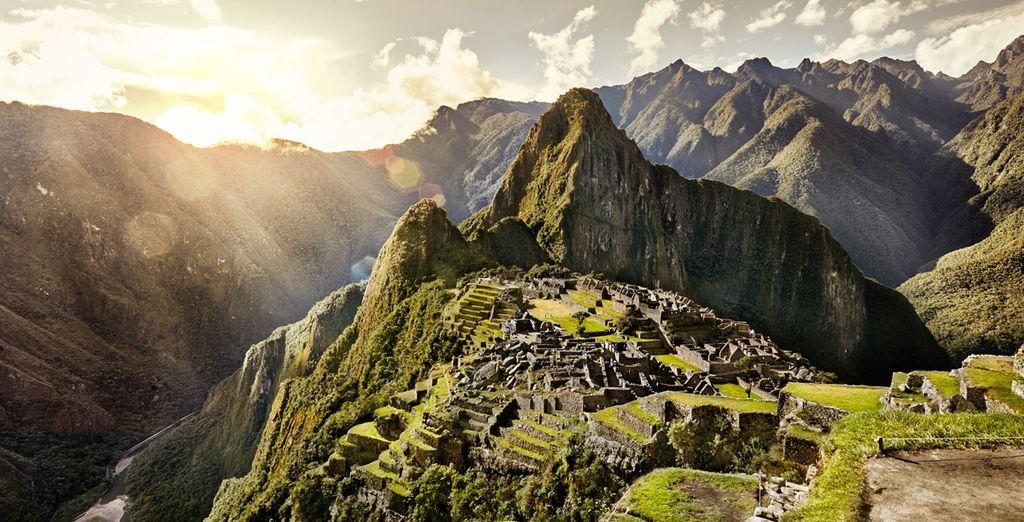 Découvrez la culture d'anciennes civilisations au Pérou