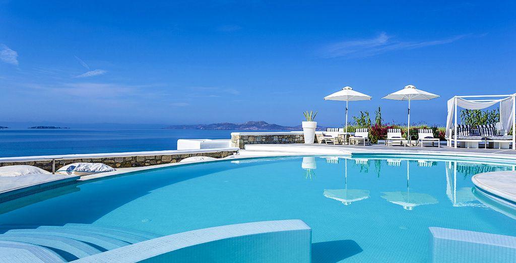 Envie d'un panorama bleu azur ?