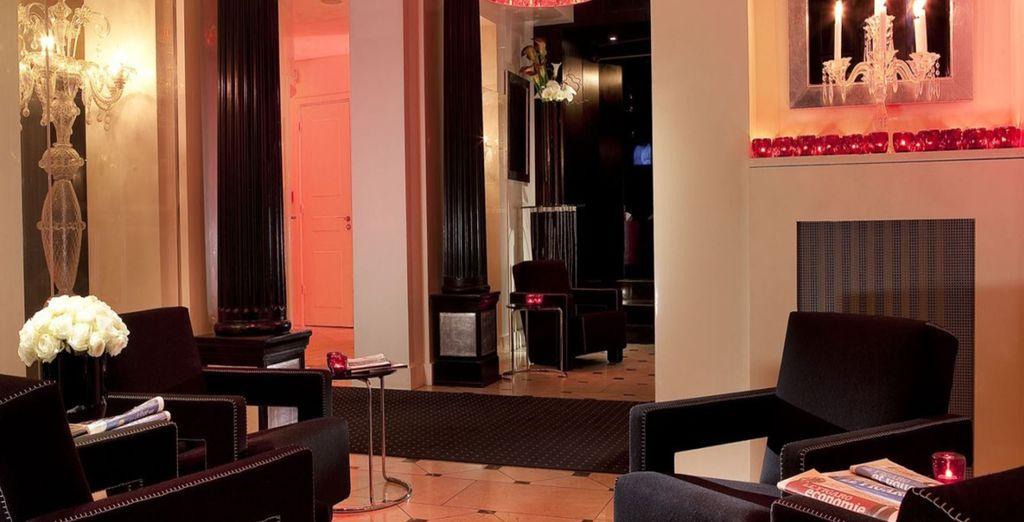 MonHotel Lounge & Spa 4* avec Voyage Privé