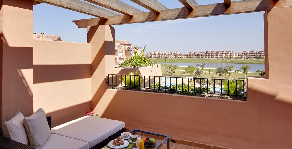 Cap sur Torre Pacheco - The Residences At Mar Menor Golf & Resort 4* Torre Pacheco