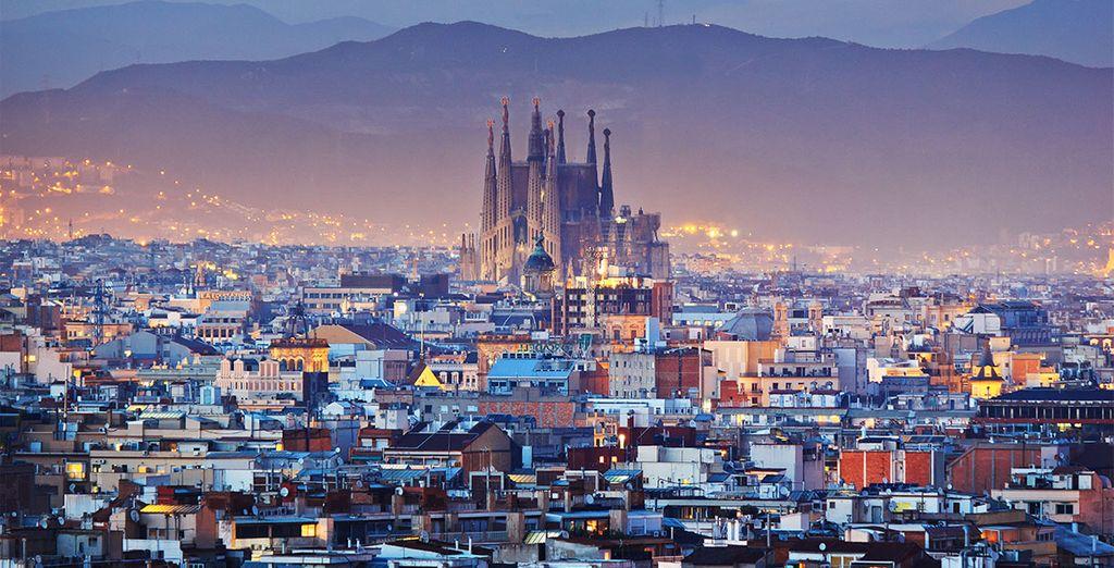 Venez découvrir Barcelone !