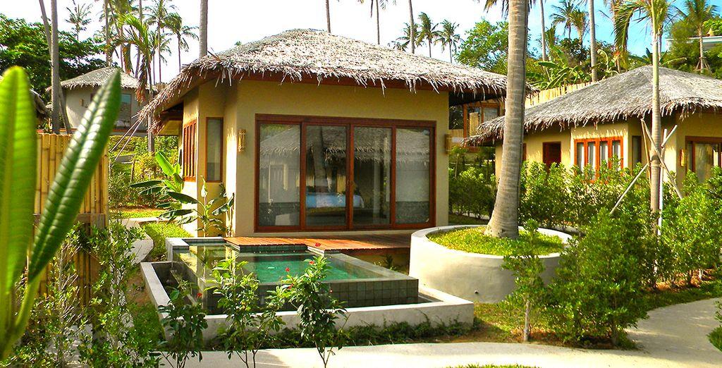 Ou en Sea Shore Pool Villa