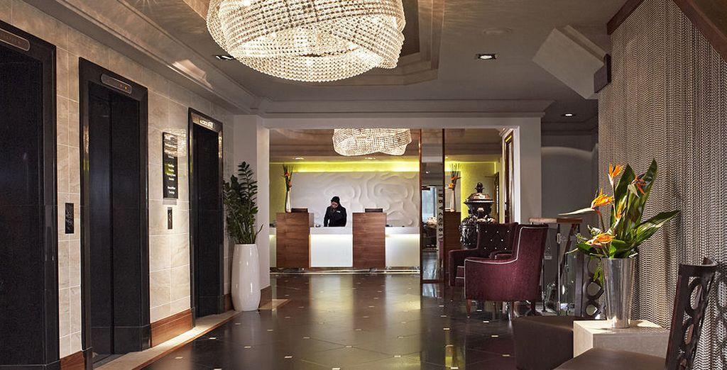 Bienvenue à l'hôtel Thistle Kensington Gardens 4*