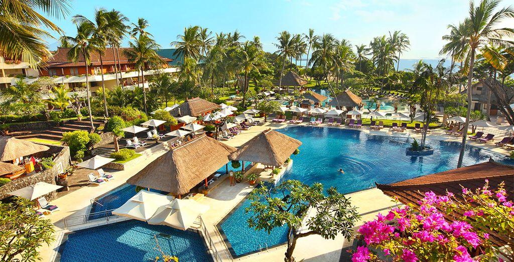 Partez vivre un séjour de détente à Bali