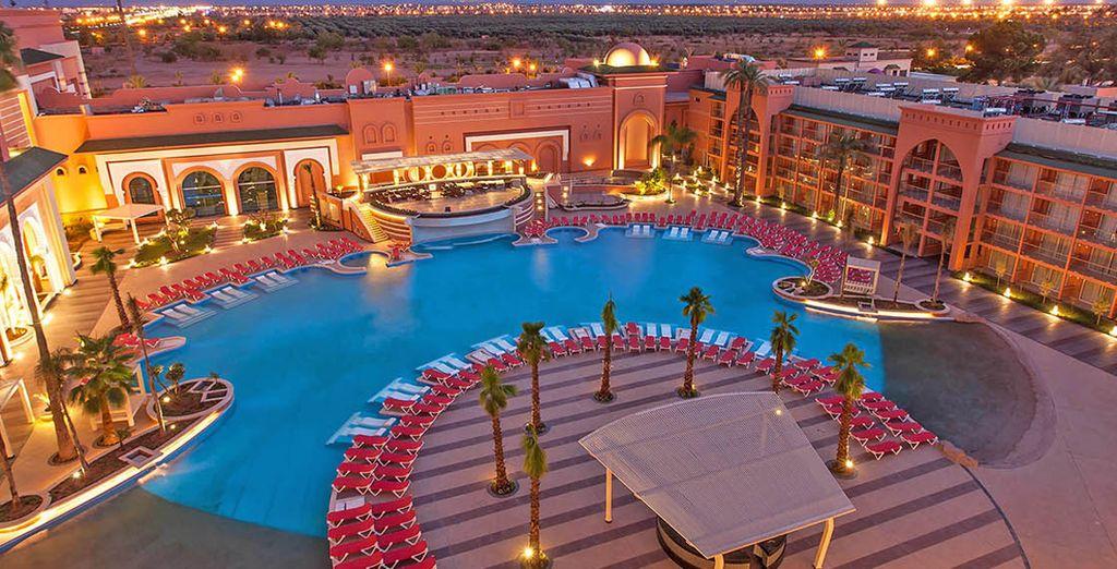 Découvrez le Savoy Grand Hôtel de Marrakech