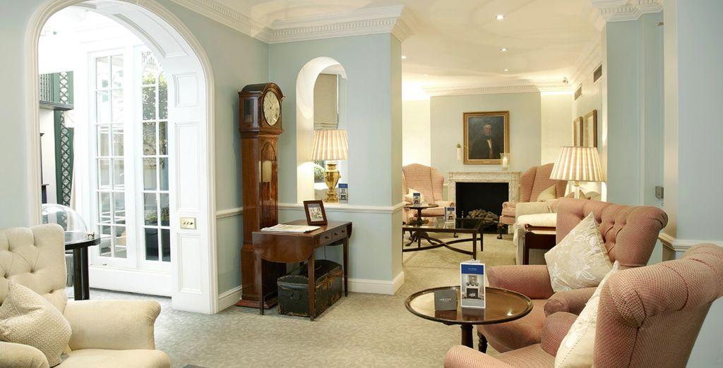 Bienvenue au Dukes, dans le quartier de Mayfair - Dukes Hotel 4* Londres