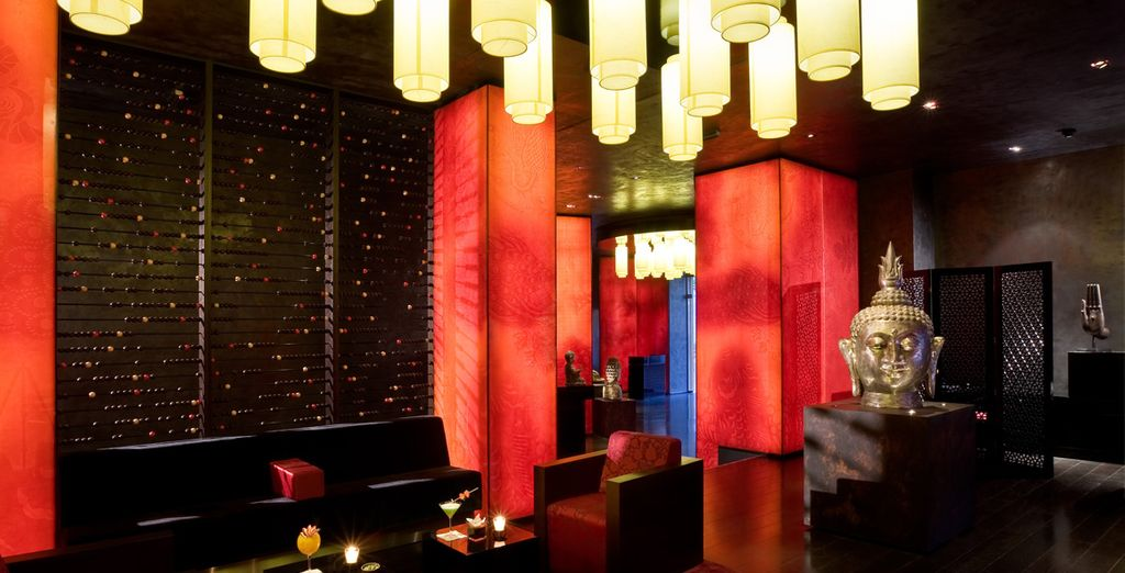 Rendez-vous au Buddha Bar Hotel Budapest Klotild Palace !