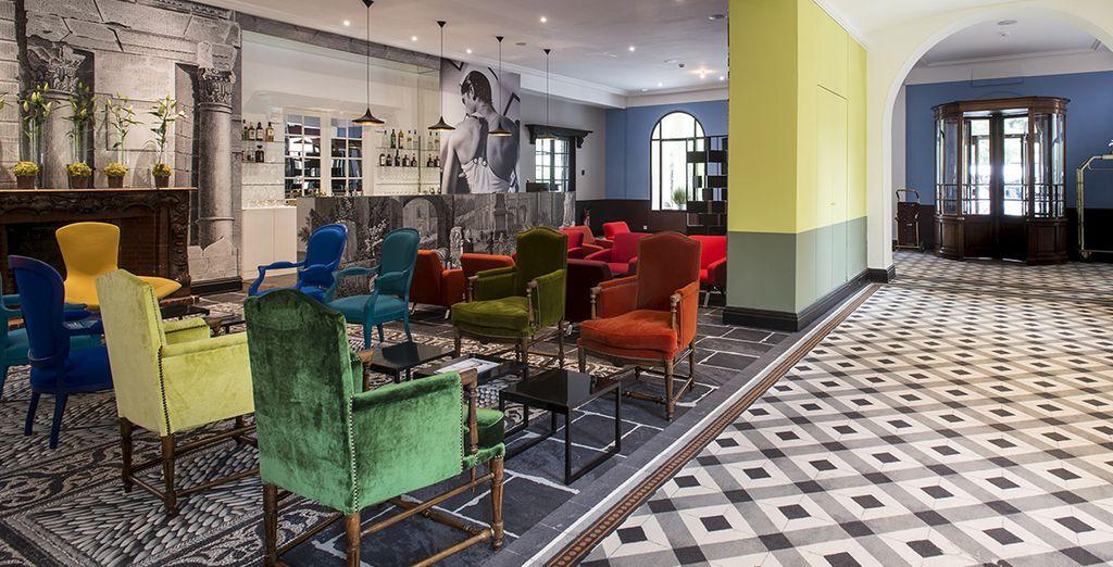 Et découvrez l'Hôtel & Spa Jules César Arles, Mgallery by Sofitel