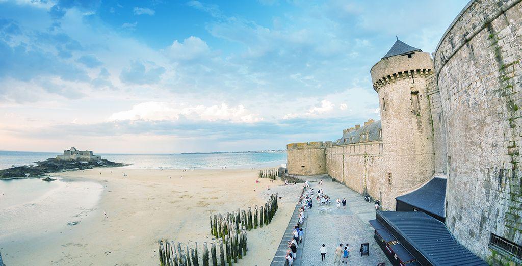 Bon séjour en Bretagne