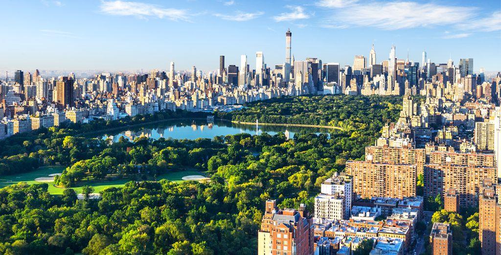 Baladez-vous à Central Park