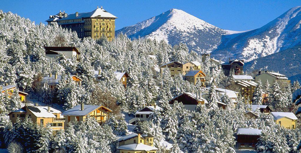 Faites de la randonnée dans les Pyrénées