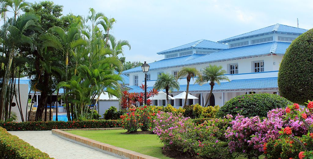 Bienvenue au Sunscape Puerto Plata !
