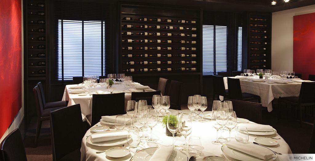 Prenez le temps de découvrir le restaurant Le Chiberta