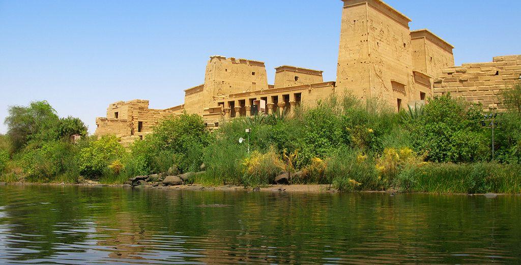 Envie de voguer sur les eaux du Nil ?