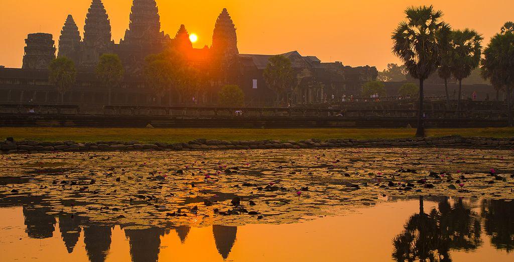 Ouvrez grand les yeux, le Cambodge va vous éblouir