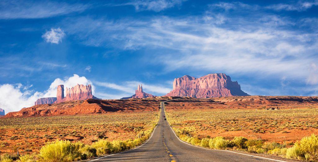 Après une traversée du désert