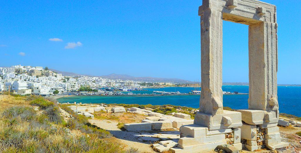 C'est en suite au tour de Naxos de vous envoûter...