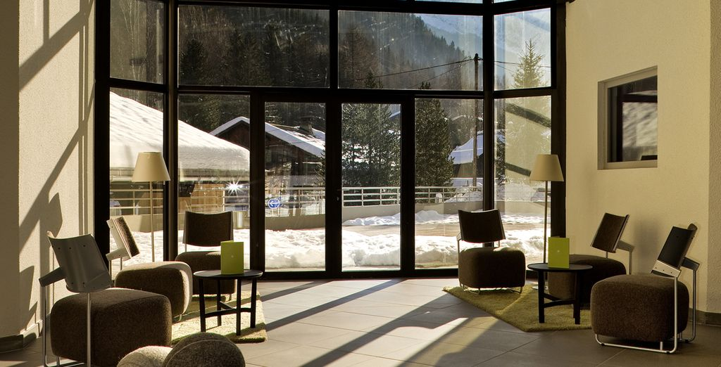 L'hôtel se veut un véritable cocon où se mêlent luxe, raffinement et bon goût