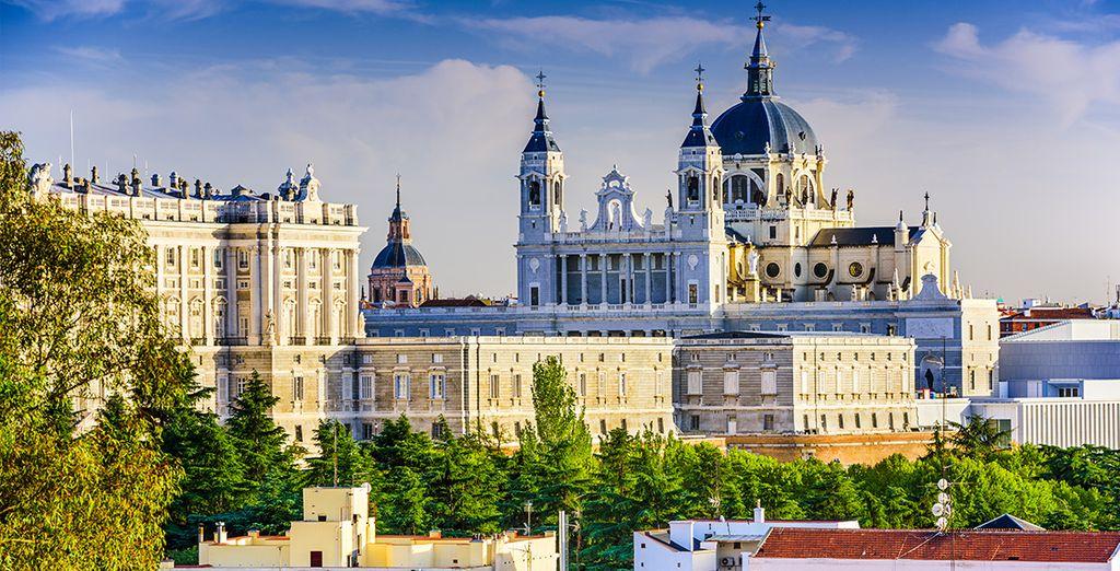 Bienvenue à Madrid