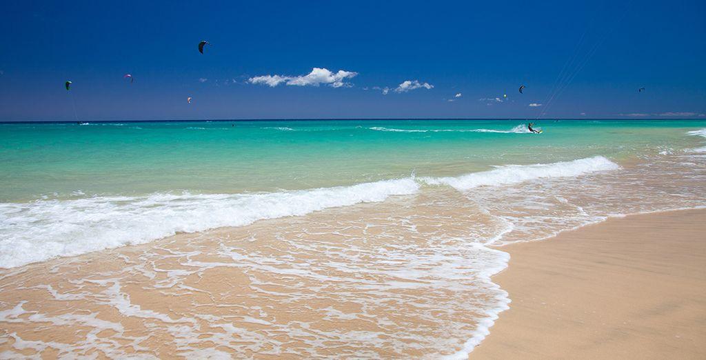 Et ses plages incroyablement belles !