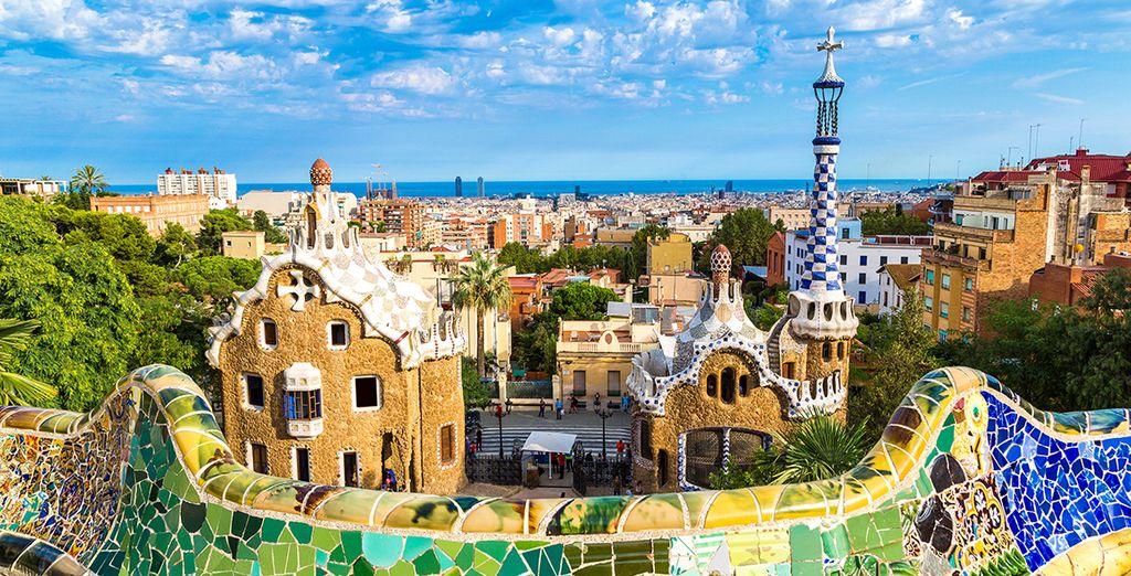 Et non loin de Barcelone