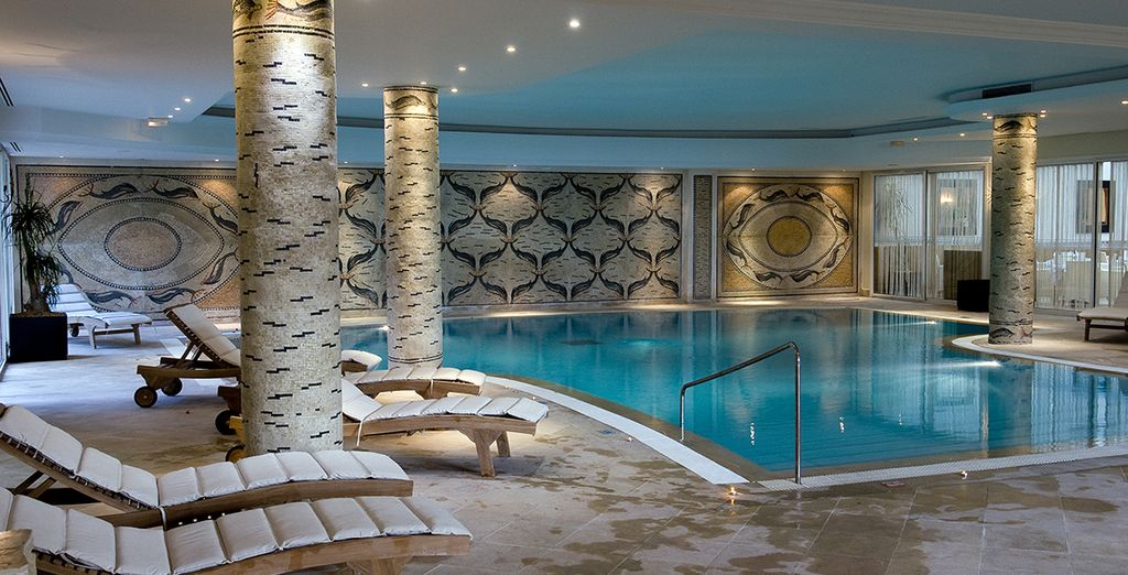 Faites un passage par le Royal Elyssa Thalasso & Spa
