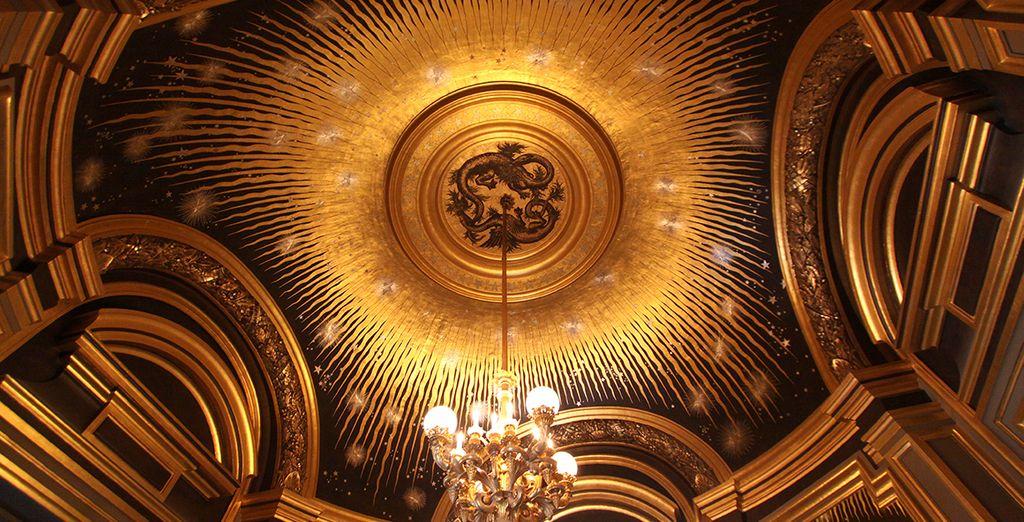 Découvrez l'Opéra Garnier...