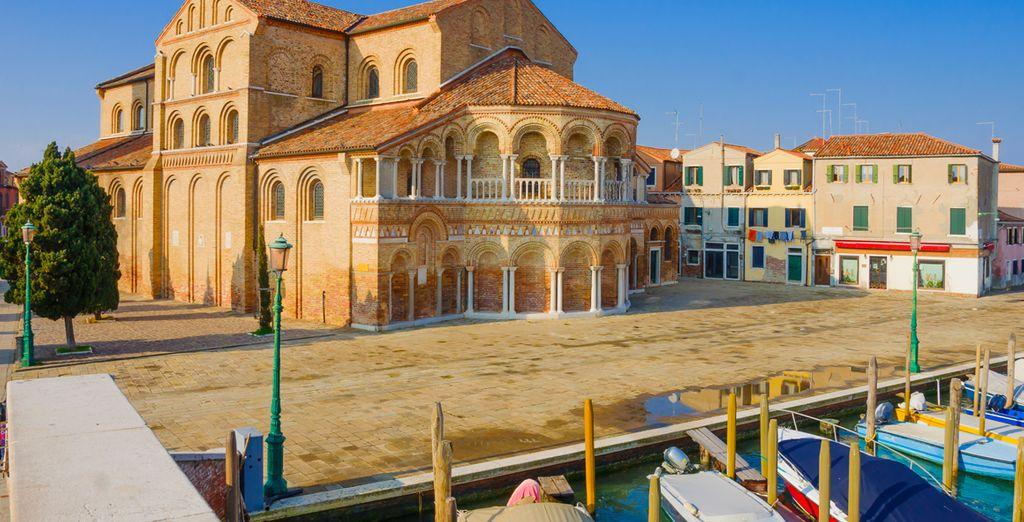Ou à Murano pour parfaire le séjour