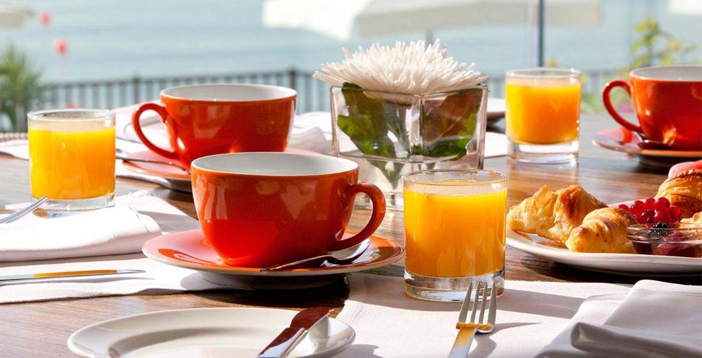 En formule petit-déjeuner vos réveils seront vitaminés