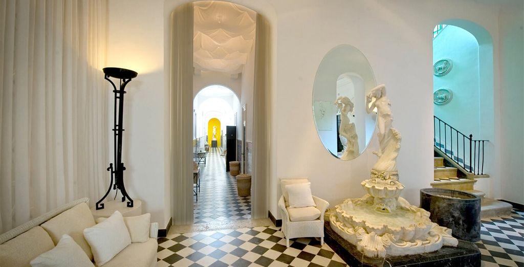Bienvenue à l'hôtel Villa Padierna Thermas 5*