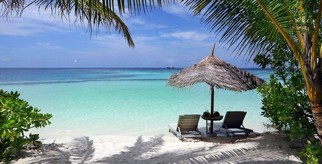 A moins que vous ne préfériez la sublime plage ?