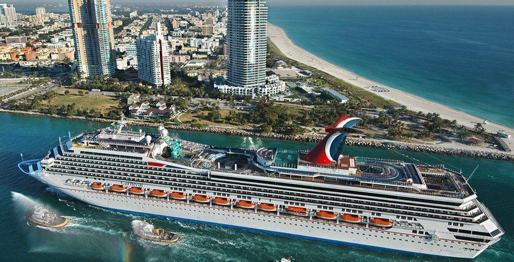 Embarquez au départ de Miami