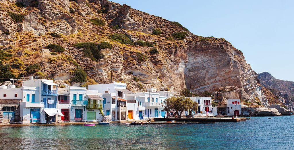 Les Cyclades ont tant à vous offrir
