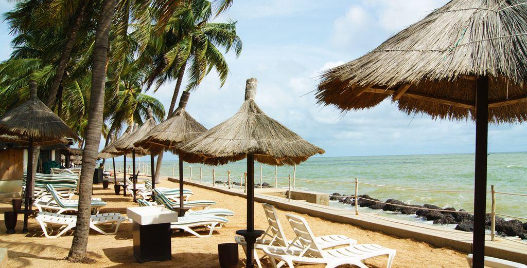 Envolez-vous pour la Petite Côte au Sénégal