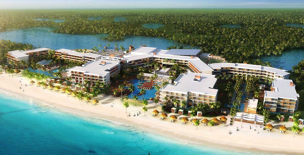De ce tout nouvel hôtel all inclusive de la chaîne AM Resort