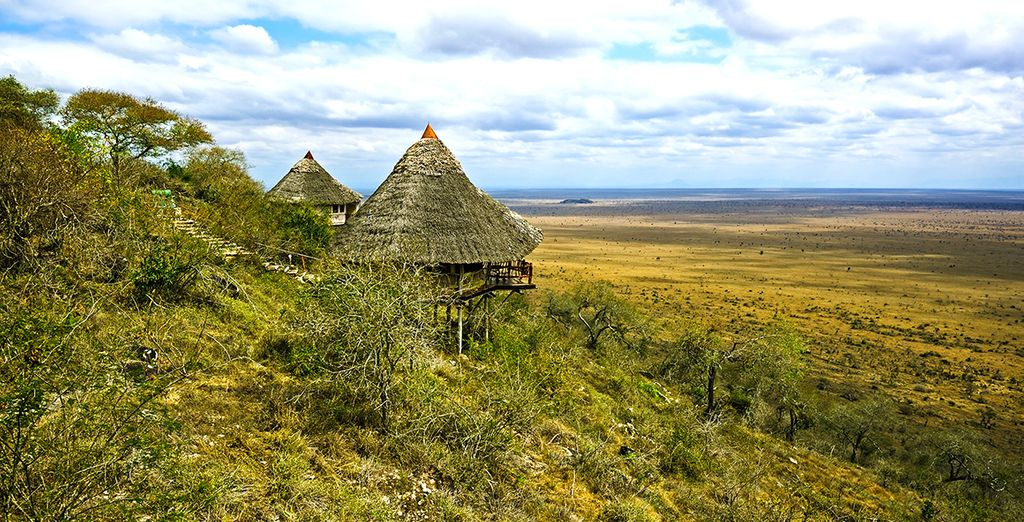 Ou encore Shimba Hills... c'est une formidable aventure qui vous attend