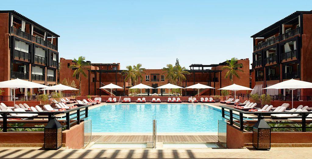 Pour apprécier la douceur de Marrakech