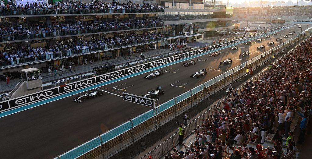 Découvrez le Grand Prix d'Abu Dhabi !