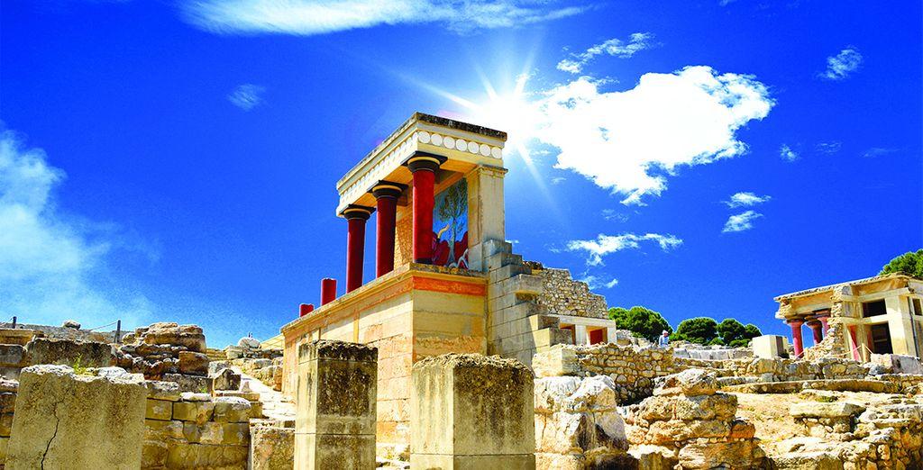 Partez à la conquête des trésors archéologiques et naturels de l'île