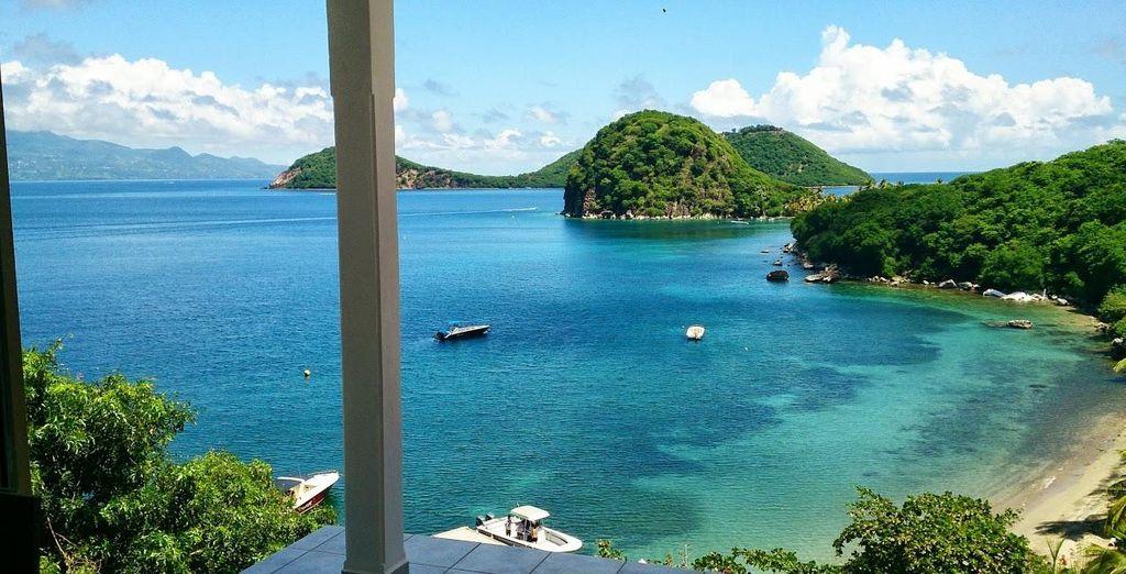 Découvrez Les Saintes, une île préservée
