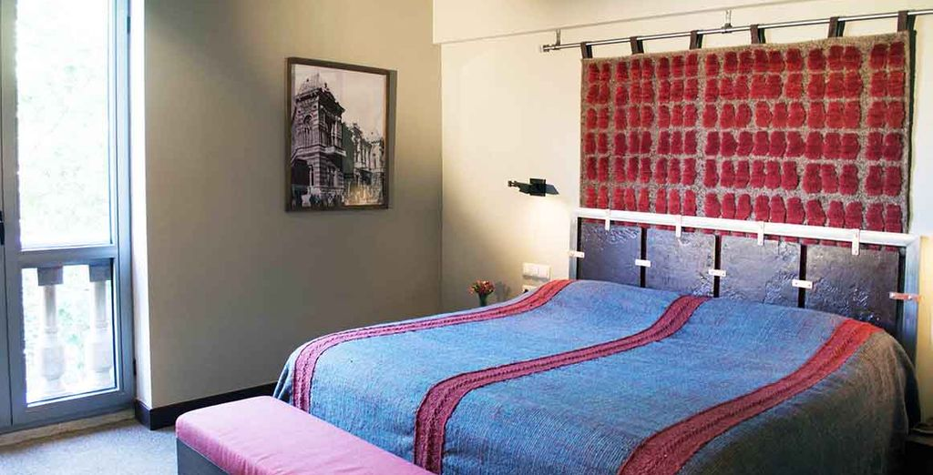 Vous sejournerez dans de confortables hôtels 3* et 4*