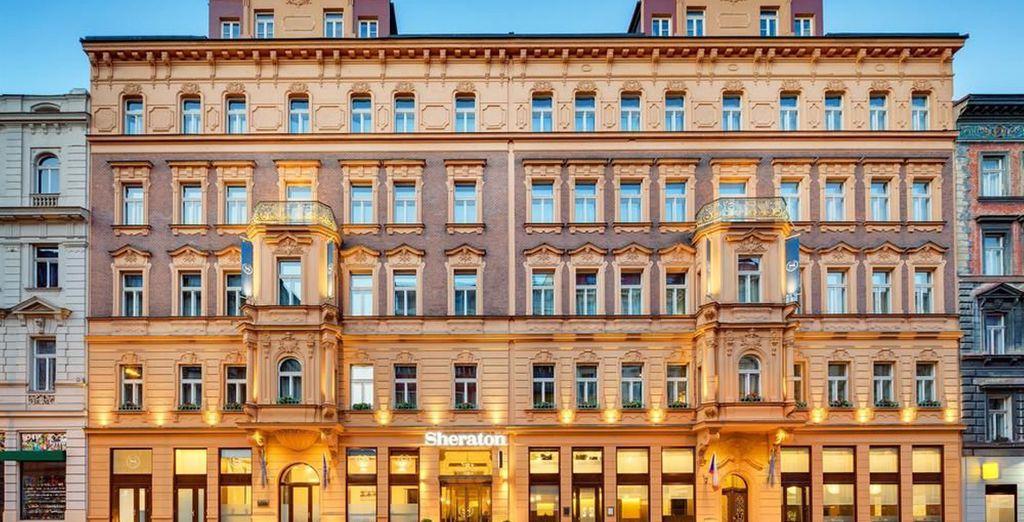Installez-vous dans un hôtel réputé... - Sheraton Prague Charles Square Hotel 5* Prague