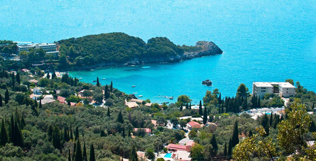 Bon séjour en Grèce !